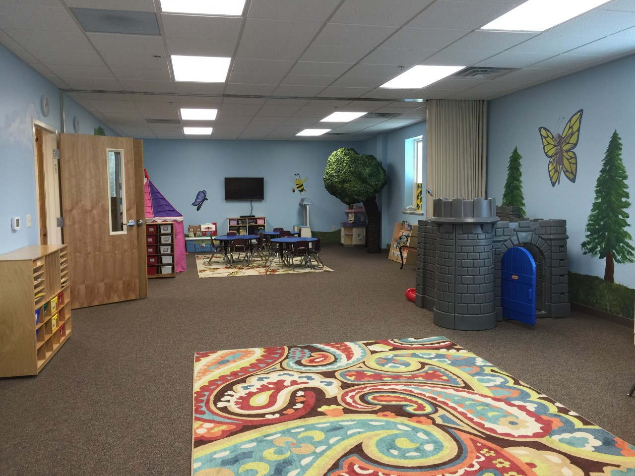 Our Toddler Room!